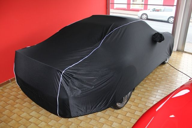 Performance Car Cover Satin Black For Porsche 997 Turbo