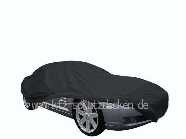 Car Cover Satin Black For Chrysler Crossfire