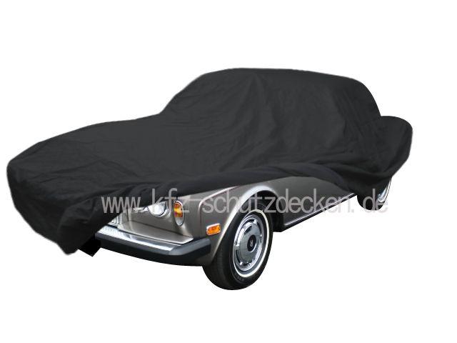 Car Cover Satin Black For Rolls Royce Corniche