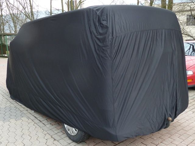 Car Cover Satin Black For Vw Bus T5