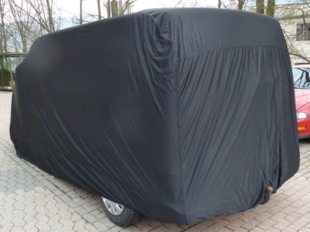 Car Cover Satin Black For Vw Bus T5