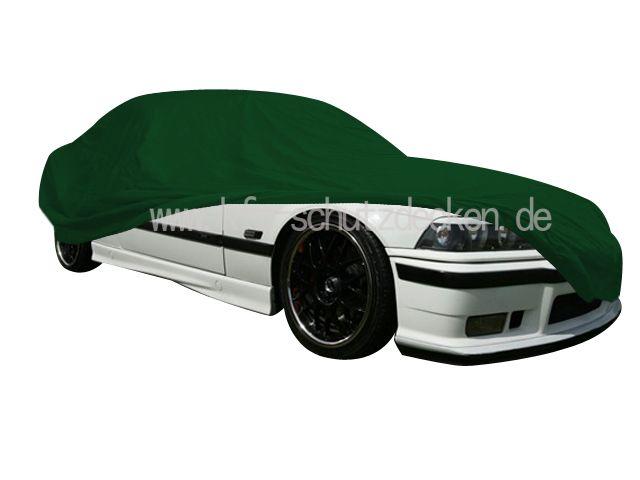 Car Cover Satin Green For Bmw 3er E36 Bj 91 98
