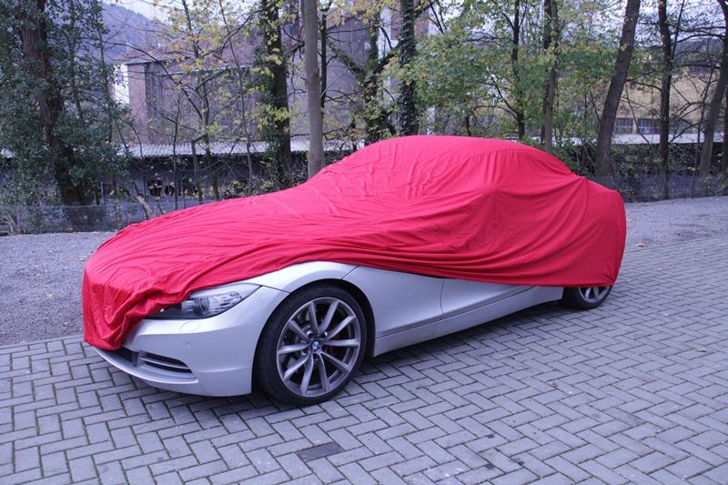 Bmw Z4 Outdoor Car Cover Autoabdeckung Vollgarage Car Cover Outdoor Waterproof Bmw M Indoor