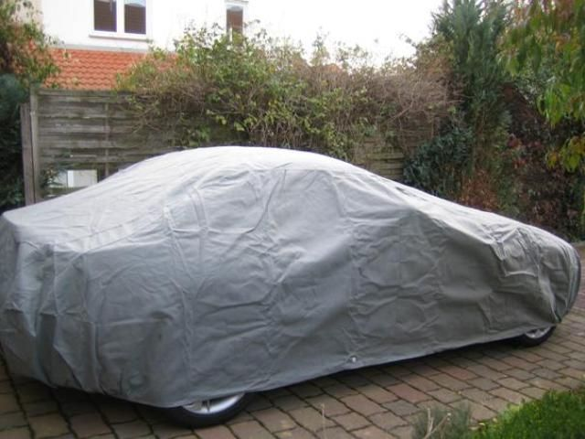 Autoabdeckung Vollgarage Car Cover Universal Lightwith