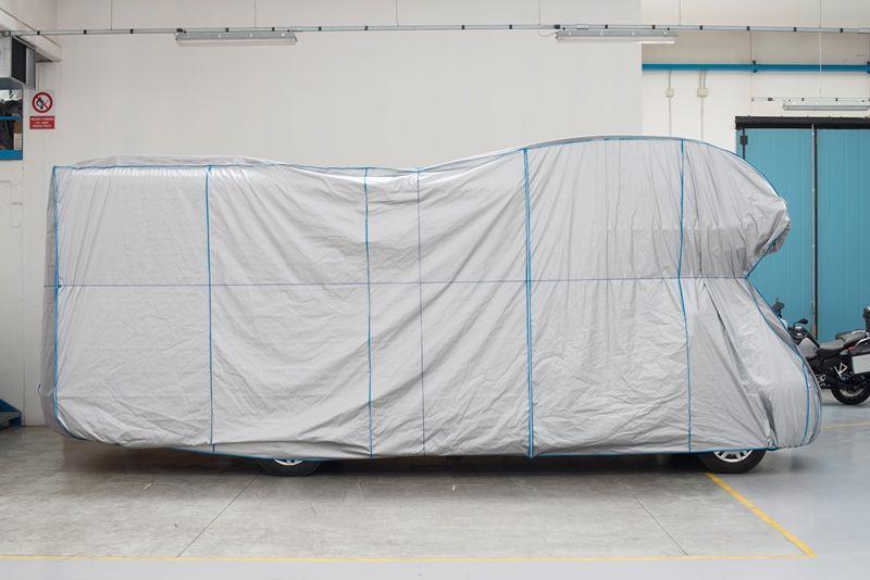 premiumtyvek wohnmobil schutzh lle 9 00 x 2 35 x 3 45 m. Black Bedroom Furniture Sets. Home Design Ideas