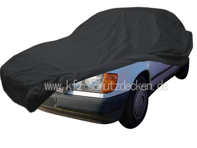 Car cover anti freeze with mirror pockets for mercedes e for Mercedes benz e350 car cover