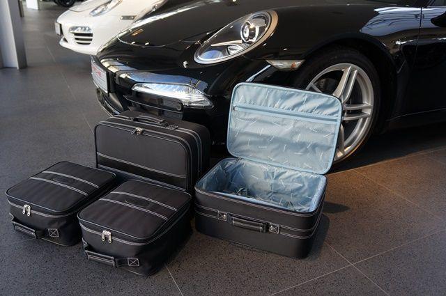 porsche kofferset 991
