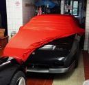 Car-Cover Satin Red für Pontiac Fiero