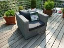 Cover 120x95x65cm. for garden armchair