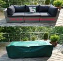 Cover for garden sofa 155x95x65cm.