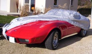 Car-Cover Outdoor Waterproof für Chevrolet Corvette C3