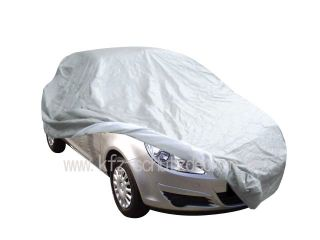 Car-Cover Outdoor Waterproof für Opel Corsa D ab 2008