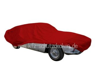 Car-Cover Satin Red für Aston Martin DB6