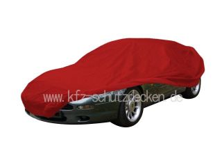 Car-Cover Satin Red für Aston Martin DB7