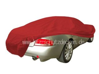 Car-Cover Satin Red für Aston Martin Vanquish