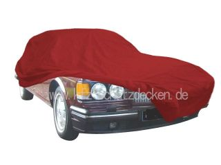 Car-Cover Satin Red für Bentley Brooklands