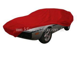 Car-Cover Satin Red für Bitter SC