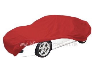 Car-Cover Satin Red für Hyundai Coupe