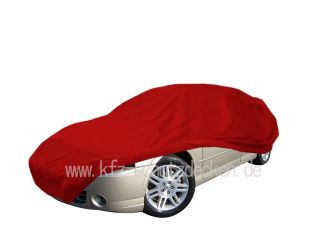 Car-Cover Satin Red für LINCOLN LS