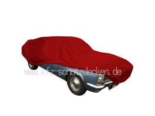 Car-Cover Satin Red für Opel Admiral