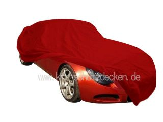 Car-Cover Satin Red für TVR 350i