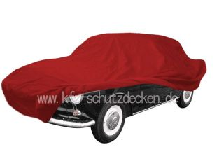 Car-Cover Satin Red für VW Type 3 ab 1969