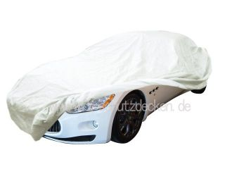 Car-Cover Satin White für Maserati GranTurismo