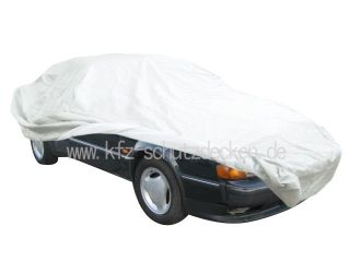 Car-Cover Satin White für Saab 9000