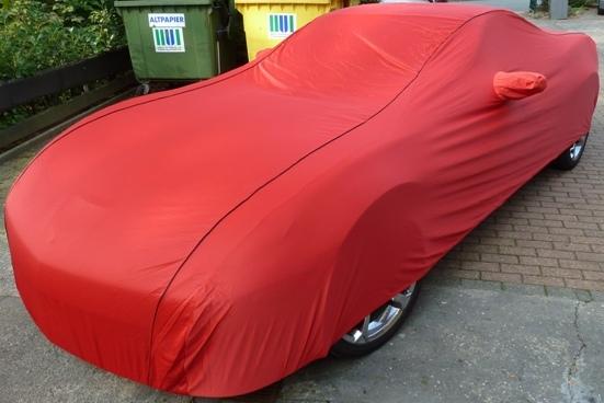 Vollgarage Auto Abdeckung für Corvette C6 Grand Sport