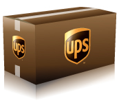 UPS Paket Logo
