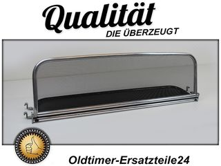 Wind deflector for Mercedes Benz W113 pagoda Exclusiv