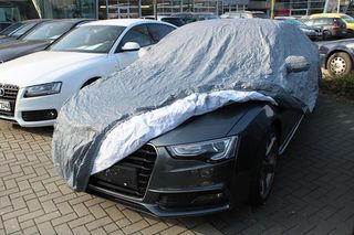 Car-Cover Outdoor Waterproof with Mirror Bags for Audi A5
