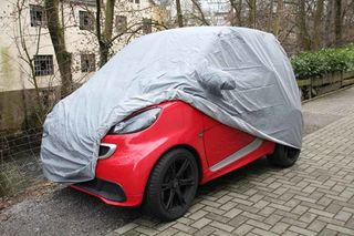 Car-Cover Outdoor Waterproof with Mirror Bags for Smart...