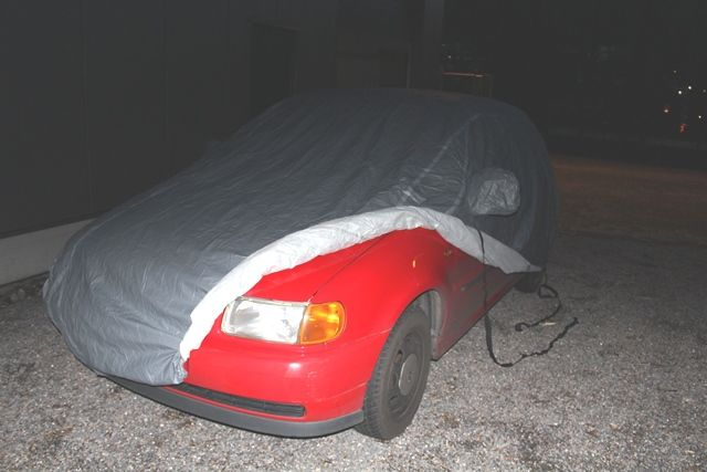 Vw Polo Waterproof Car Cover