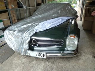 Car-Cover Outdoor Waterproof for Mercedes 230SL-280SL Pagode