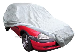 Car-Cover Outdoor Waterproof für Opel Corsa B 1995-2001