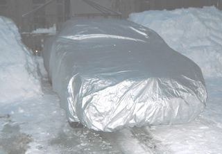 Car-Cover Outdoor Waterproof für Chrysler Crossfire