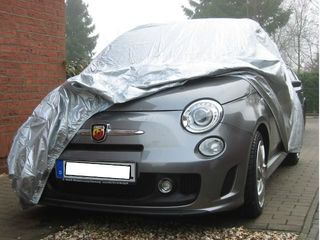 Car-Cover Outdoor Waterproof for Fiat 500