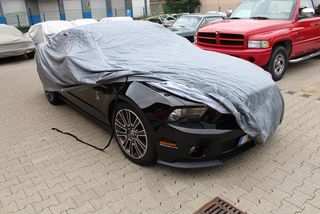 Car-Cover Outdoor Waterproof for Mustang 2008