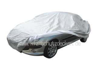 Car-Cover Outdoor Waterproof for Peugeot 206 und 206cc