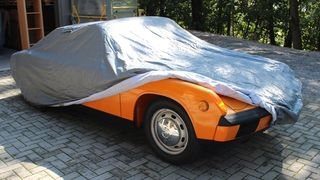 Car-Cover Outdoor Waterproof für Porsche 914