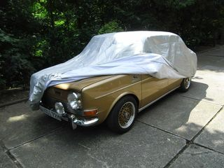 Car-Cover Outdoor Waterproof for Simca 1000
