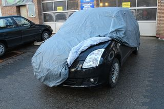 Car-Cover Outdoor Waterproof for Suzuki Swift