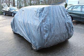 Car-Cover Outdoor Waterproof für Suzuki Swift