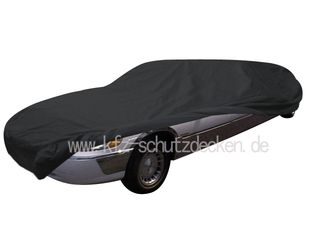 Car-Cover Satin Black für LINCOLN Town Car Stretch Limousine