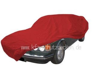 Car-Cover Samt Red with Mirror Bags for Bentley Mulsane...