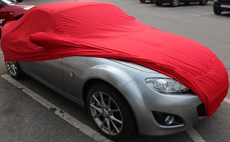 MASERATI  GHIBLI 13-ON LUXURY FULLY WATERPROOF CAR COVER COTTON LINED