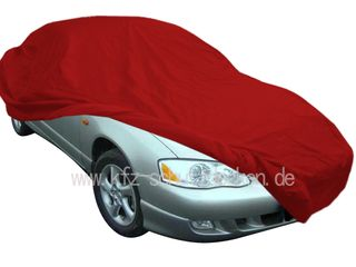 Car-Cover Samt Red with Mirror Bags for Mazda Xedos 9