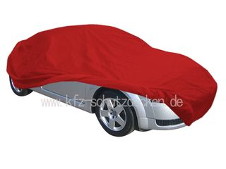 Car-Cover Satin Red für Audi TT 1