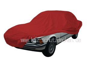 Car-Cover Satin Red für BMW 3er (E21 ) bis 1983